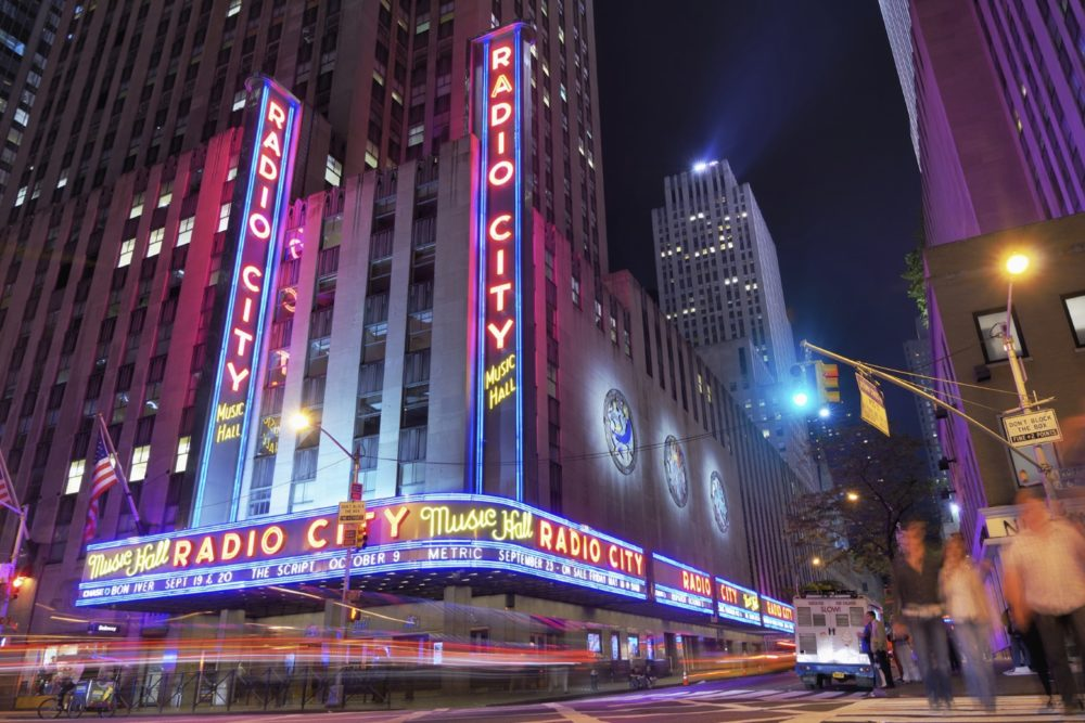 Radio City - The Jewel Hotel | attractions near The Jewel Hotel NYC